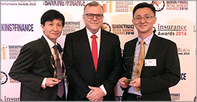 Hong Leong Finance Scores Double Honours As 'ASEAN Finance Champion' and 'Website Of The Year'