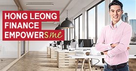 Hong Leong Finance Launches SME Branding Campaign