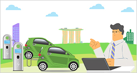 Hong Leong Finance Launches Singapore's First Green Loan For Vehicle Rental Companies